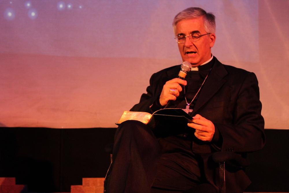 Parole viventi: la testimonianza del vescovo Antonio